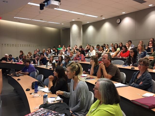 Global Ed Cohort Orientation Sept 2017