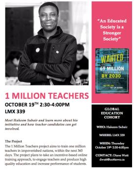 One Million Teachers